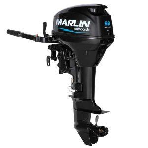 Лодочный мотор Марлин (Marlin) MP 9.9 AMHS (9,9 л.с., 2 такта)